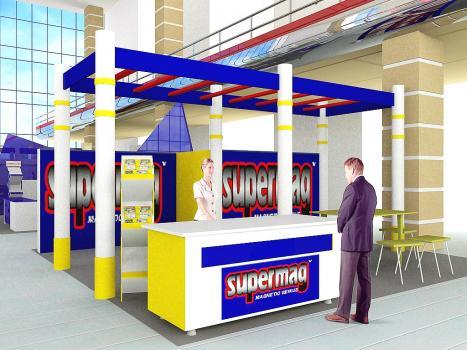 Игрушки SUPERMAG
