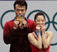 Олимпиада 2010: Китайцы разрушили русскую монополию на льду