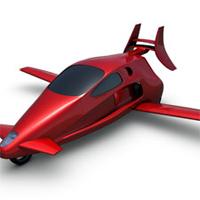 В будущее на летающем мотоцикле
