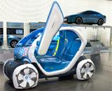 Инновационные автомобили Рено