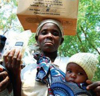 Задержана контрабанда детей из Гаити