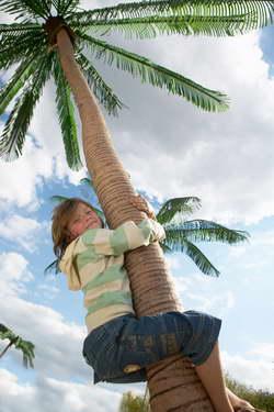 Ребенок чувствует себя раскованно и свободно