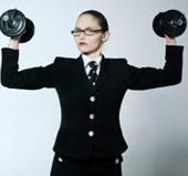 Женская карьера определяется мужским гормоном