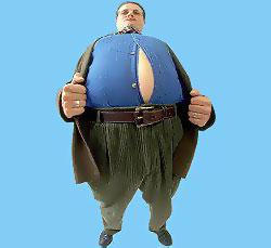 Наказание толстяков