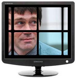 Бегство от кризиса в экран