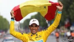 Положительный тест на допинг победителя Тур де Франс