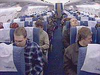 Вирус H1N1 распространяется быстрее на самолетах
