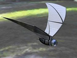 Микро самолет