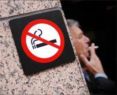 Власти запретили курить даже дома