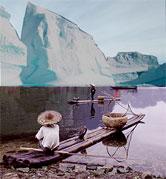 Китайцы заселяют Антарктиду