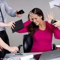 Заразный стресс