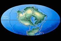 Новый суперконтинент