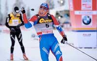 15-й этап Кубка мира по лыжным гонкам