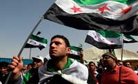 Сирия снова в огне