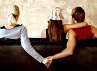 Измены женщин - вина отцов