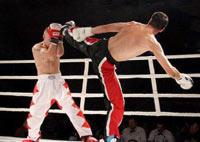 Кикбоксинг в Кыргызстане