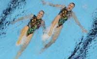 ЧЕ по синхронному плаванию