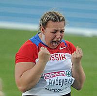 Достижения россиян на ЧЕ по легкой атлетике