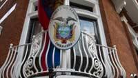 Ассанж хочет в Эквадор