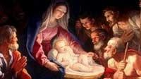 Новая версия рождения Христа