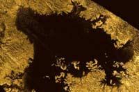 Волшебный остров Титана