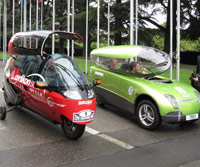 Автомобили с нулевым выбросом проедут через всю Россию