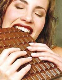 Шоколад может быть и вреден