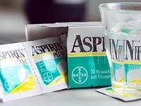 Аспирин против варфарина