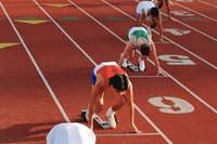 ЧЕ по легкой атлетике