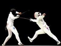 VI Международный турнир по фехтованию