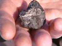 Новый тип метеоритов