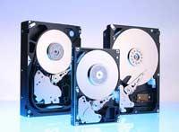 Тепловые жесткие диски