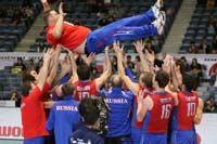 Россия - чемпион Кубка мира