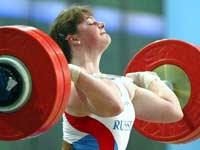 ЧЕ по тяжелой атлетике