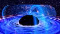 Земля не столкнется с черной дырой