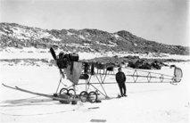 Остатки самолёта начала 20 века найдены в Антарктиде