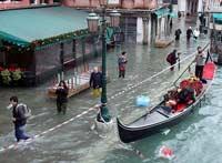 Венеция тонет
