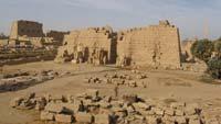 В Египте найдено захоронение певички