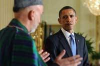 США и Афганистан договорились