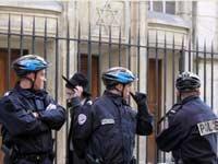 Во Франции повышен уровень террористической угрозы