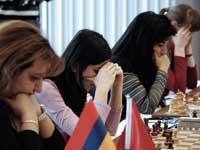Командный ЧМ по шахматам