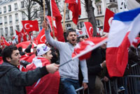 Франция на стороне Армении