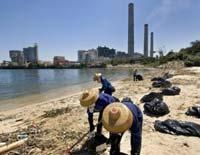 Гонконг будет считать мусор
