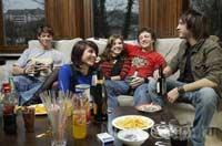 Размер мозга зависит от количества друзей