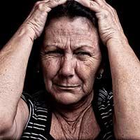 Стрессы вызывают болезнь Альцгеймера
