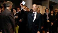 Олланд станет президентом