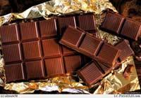 Шоколад поможет помолодеть