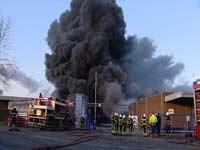 В Японии взорвался завод