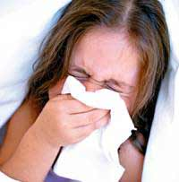 Гены виноваты в заболевании гриппом