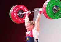 ЧЕ по тяжёлой атлетике